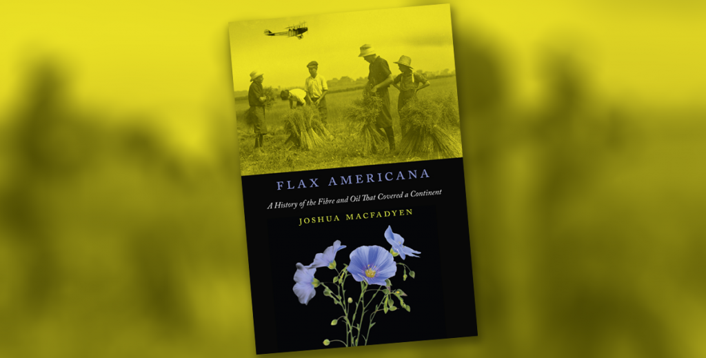 The cover of Flax Americana