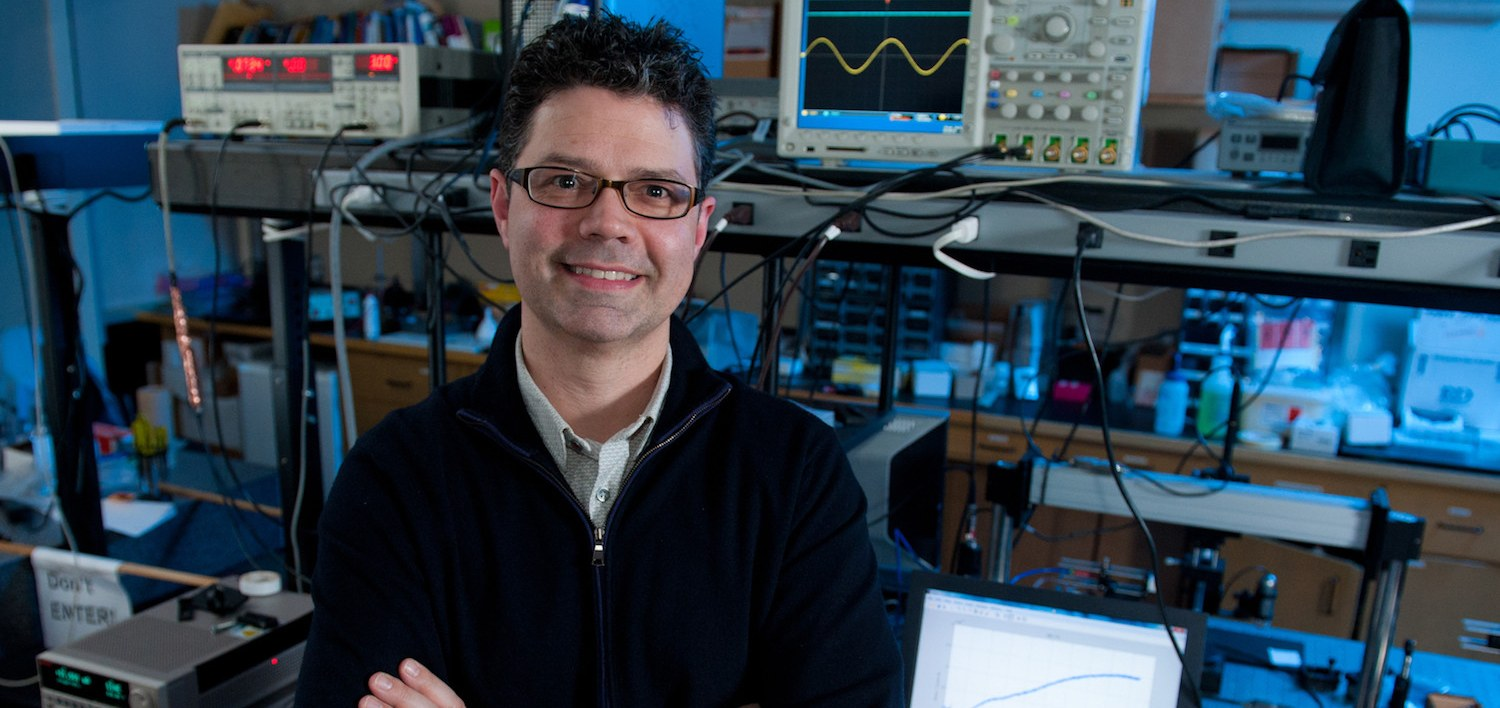 bill whelan, physics department at UPEI