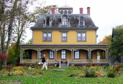 Beaconsfield Historic House, Charlottetown