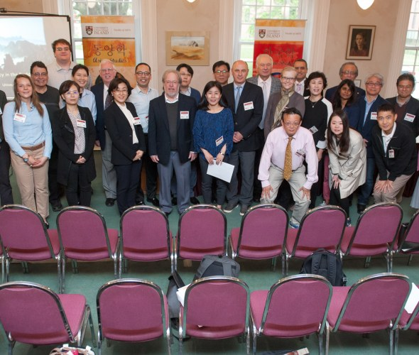 upei international conference on asian studies participants